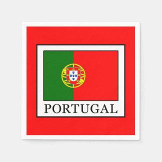Servilletas Desechables Portugal