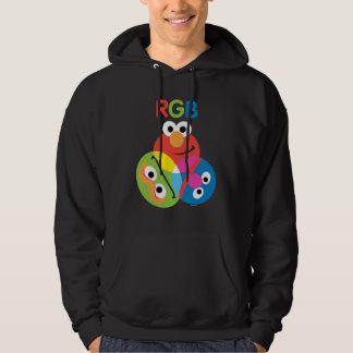 Sesame Street del RGB Pulóver