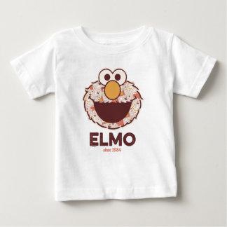 Sesame Street el | Elmo desde 1984 Camiseta De Bebé