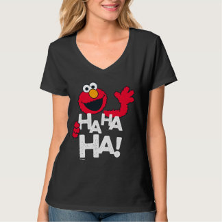 ¡Sesame Street el | Elmo - ha ha ha! Camiseta