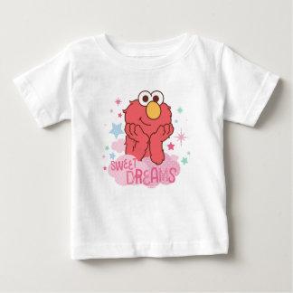 Sesame Street el | Elmo - sueños dulces Camiseta De Bebé