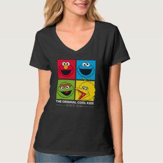 Sesame Street el | los niños frescos originales Camiseta