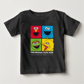 Sesame Street el | los niños frescos originales Camiseta De Bebé