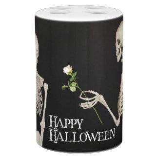 Set De Baño Feliz Halloween romántico divertido de los