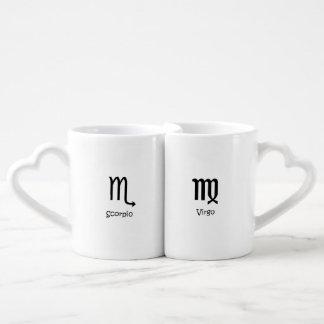 SET DE TAZAS DE CAFÉ