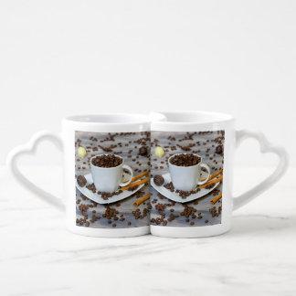 Set De Tazas De Café Café y especias