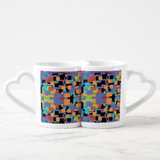 Set De Tazas De Café Desarróllese