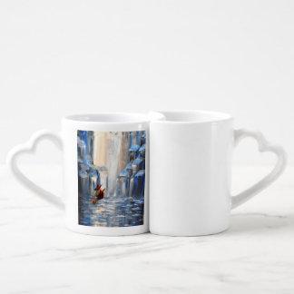 Set De Tazas De Café Pequeña bruja