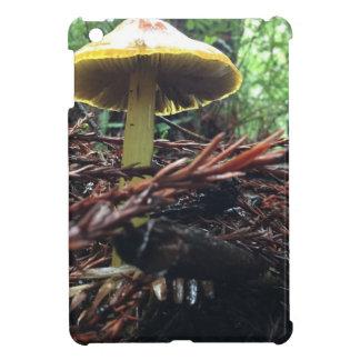 Seta amarilla del gorra