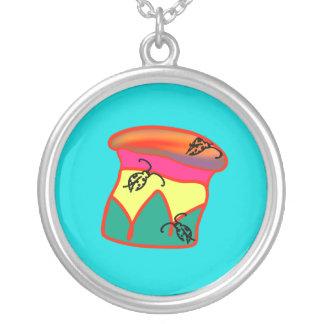 Seta multicolora joyeria personalizada