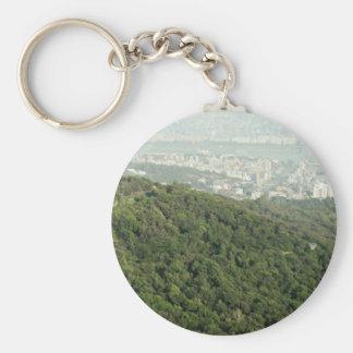 Seul desde arriba de la foto llavero redondo tipo chapa