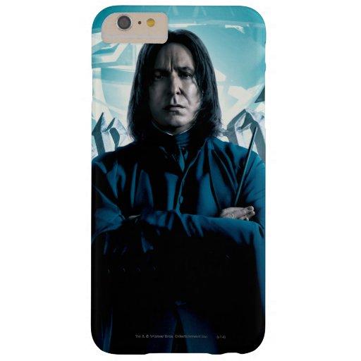 Severus Snape HPE6 1 Funda De iPhone 6 Plus Barely There