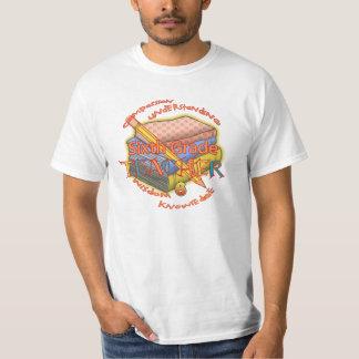 Sexto lema del profesor del grado camiseta
