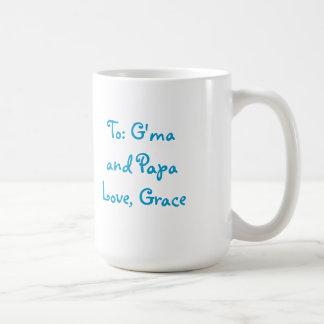 sextro de la tolerancia taza de café