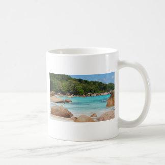 Seychelles que sorprenden taza clásica