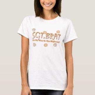 Sgt.Brat_001 Camiseta
