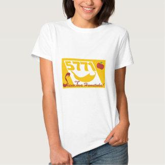 Shana Tova Humetuka Camiseta