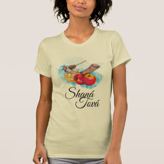 Shana Tova / Rosh Hashanah Camiseta