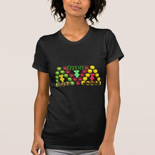 Shana Tova Umetukah Camiseta