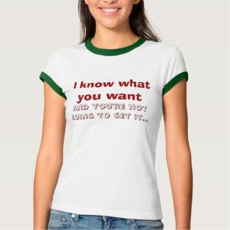 Shane Dawson sabe lo que usted quiere Camisetas