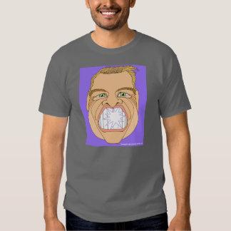 Shane Warne de Bruce Keogh - keoghcartoons Camisetas