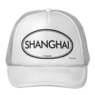Shangai, China Gorra