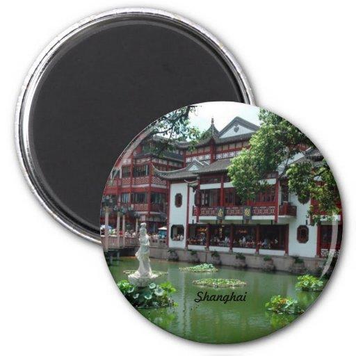 Shangai Imán De Frigorifico
