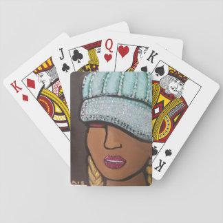 """Sheizign """"diamantes """" baraja de cartas"""