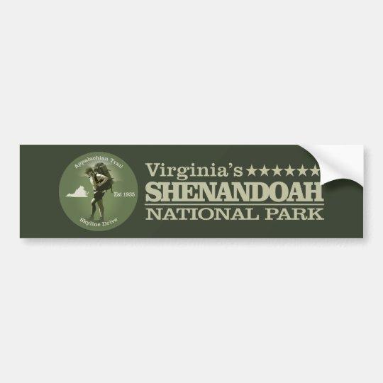 Shenandoah NP Pegatina Para Coche