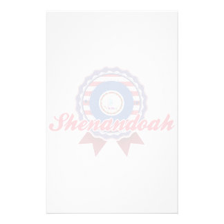 Shenandoah, VA Papeleria De Diseño