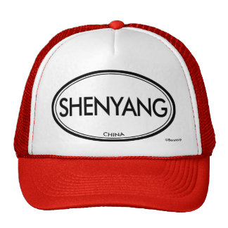 Shenyang, China Gorra