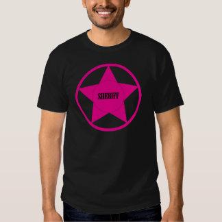 Sheriff Camiseta