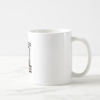 Sherman protagoniza las espadas taza de café