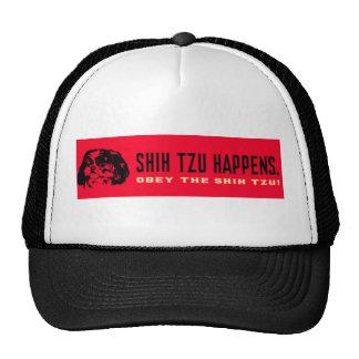 shih_tzu_happens gorras