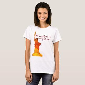 Shirt de señora Liberty Persisted Camiseta