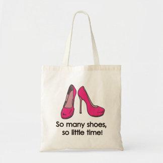 Shoeaholics Imeldific Bolsa Tela Barata
