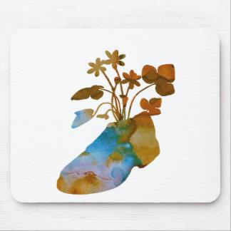 Shoeflowers Alfombrilla De Ratón