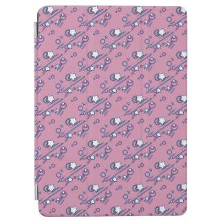 Shooting Stars y cubierta de la tableta del rosa Cover De iPad Air