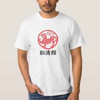 Shotokan Karate-hace símbolo Camisetas