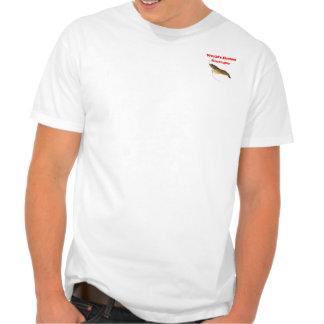 Shrimper más caliente del mundo camiseta
