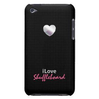 Shuffleboard lindo iPod touch Case-Mate carcasas