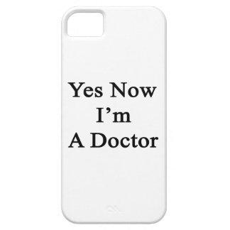 Sí ahora soy doctor iPhone 5 coberturas