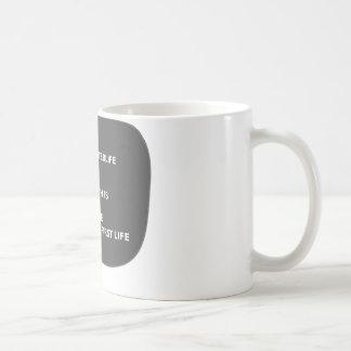 Sí, hay vida futura. La verdad es, nosotros es Taza De Café
