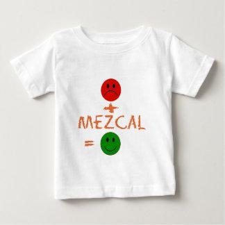 si Mezcal conmigo, yo es feliz Camisas