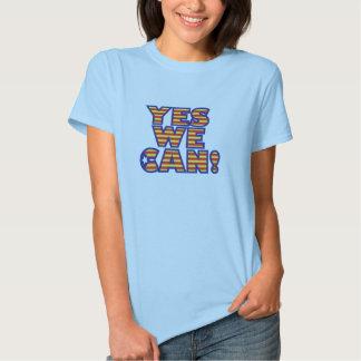sí-nosotros-pueda-def camiseta