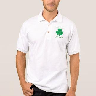 Sí, soy camiseta del Botón-Abajo de los hombres