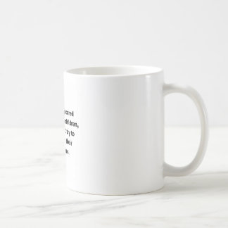 Si usted cuidó realmente sobre niños nonatos taza de café