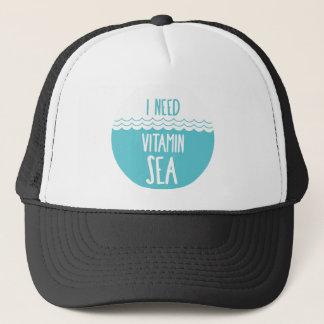 si usted muy necesita un poco de paño para este gorra de camionero