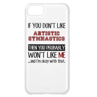 Si usted no tiene gusto de la gimnasia artística carcasa para iPhone 5C
