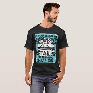 Si usted piensa su camiseta costosa